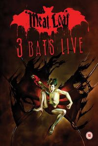Cover Meat Loaf - 3 Bats Live [DVD]